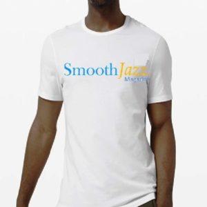 Smooth Jazz Magazine Logo Tee